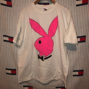 Playboy short sleeve shirt
